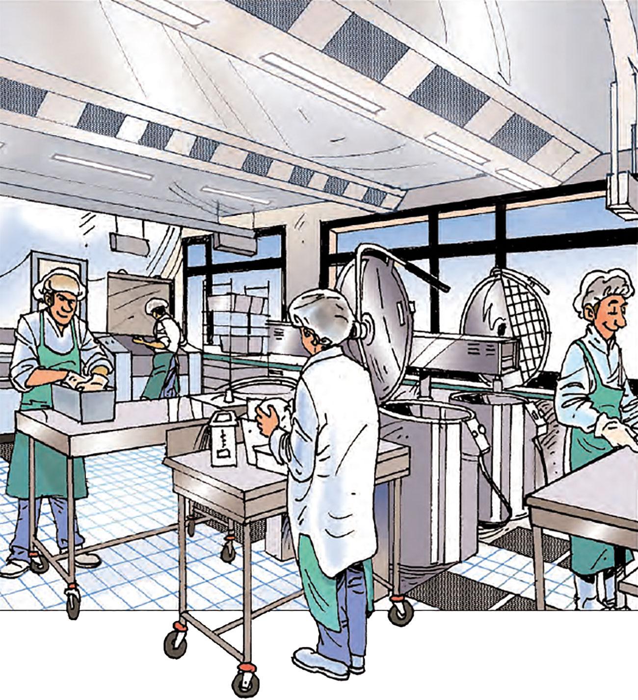Cuisine et restauration optimiser pour s curiser ehpad for Cuisine et restauration
